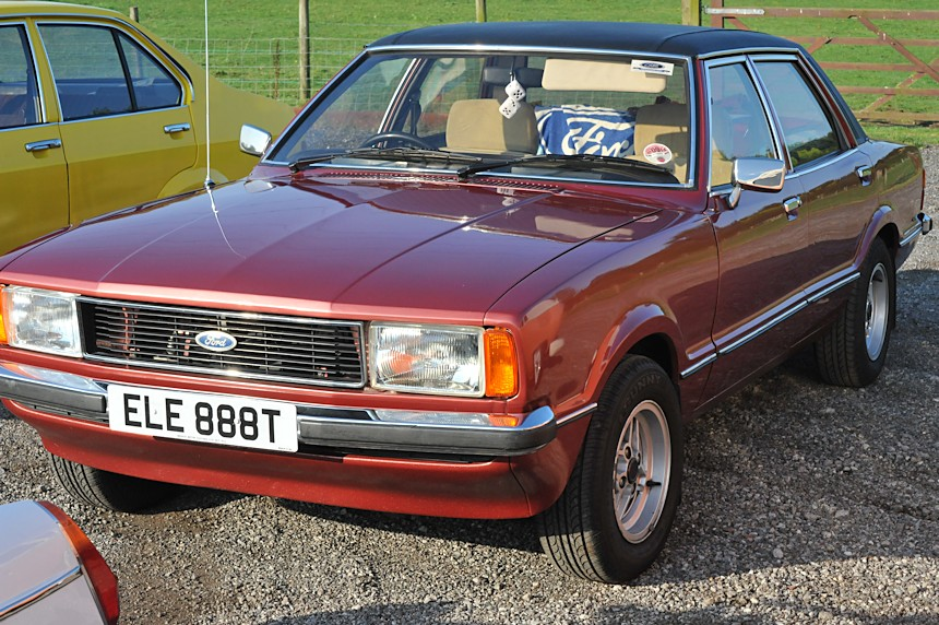 Photo of a Ford Cortina
