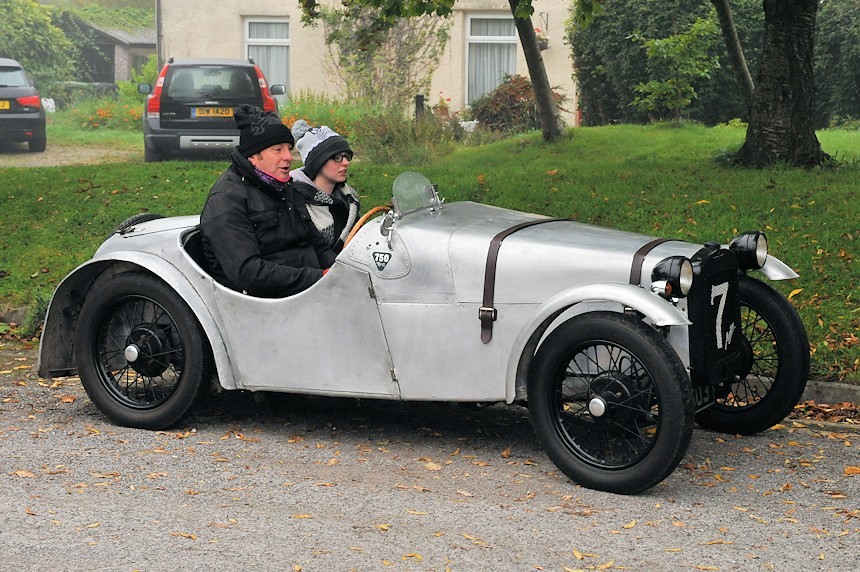 Photo of an Austin 7 Special