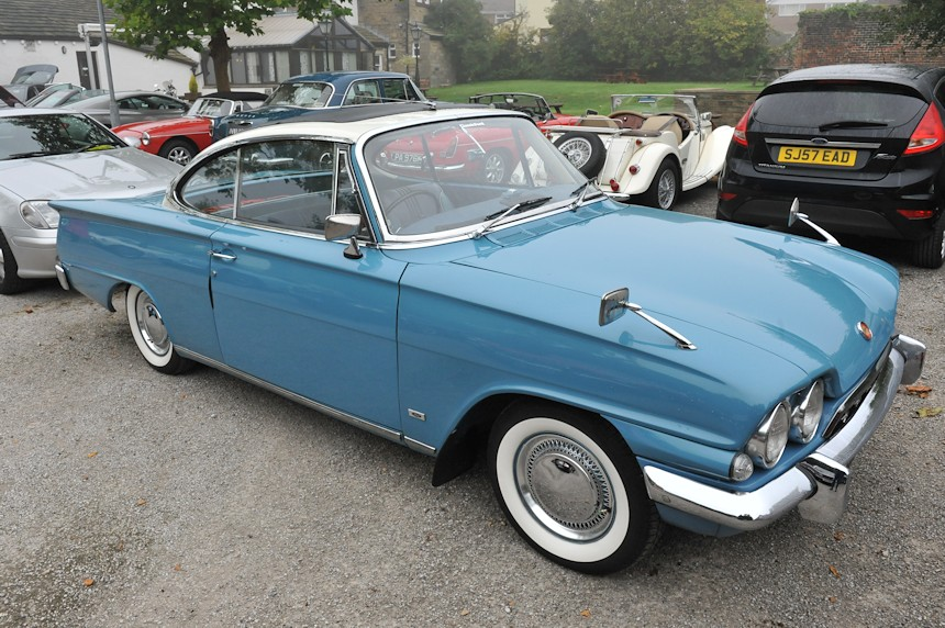 Photo of a Ford Consul GT
