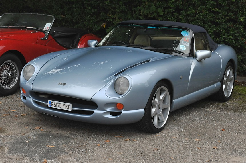 Photo of a TVR Chimera