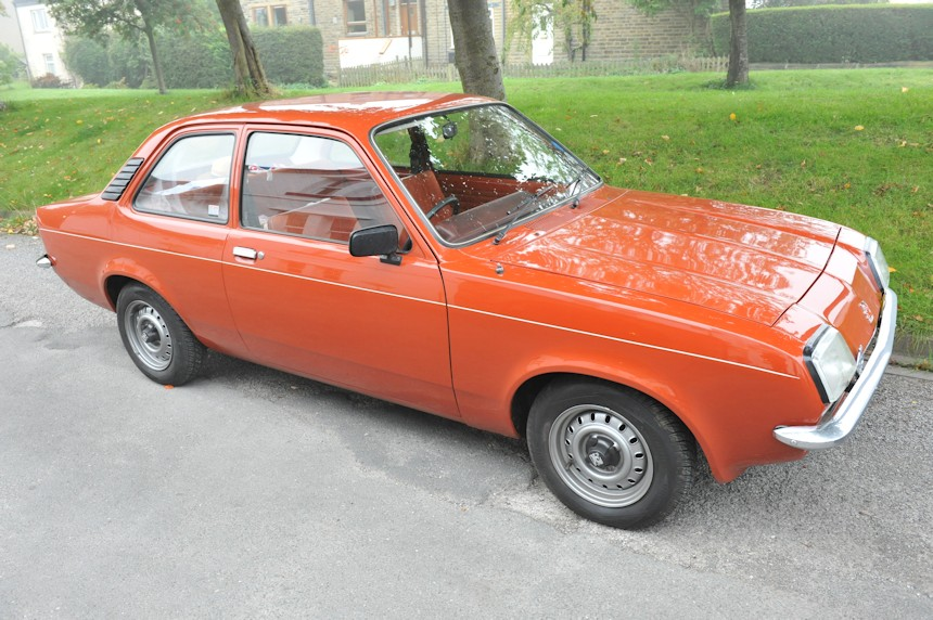 Photo of a Vauxhall Chevette