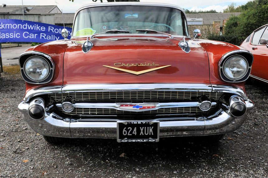 Photo of a Chevrolet Belair