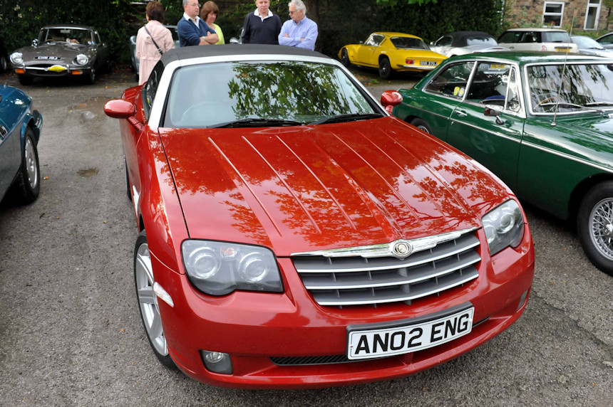 Photo of a Chrysler Crossfire