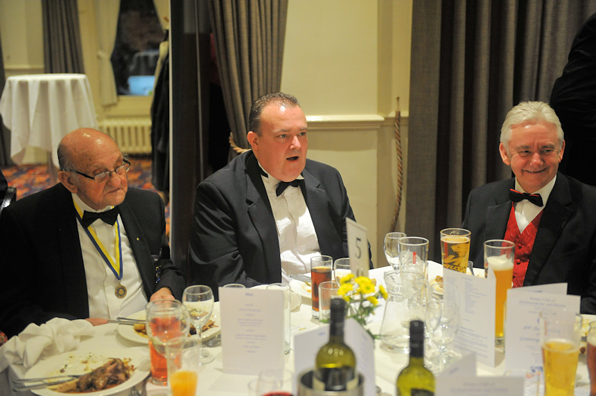 Photo of Maurice Thewlis & guests
