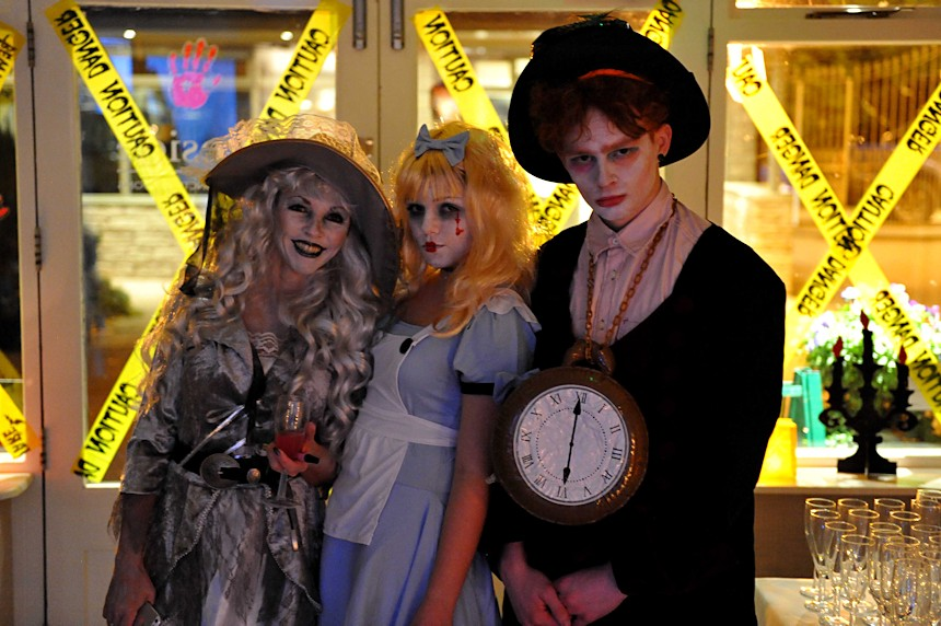 Photo of a Witch, Nurse, Time-keeper