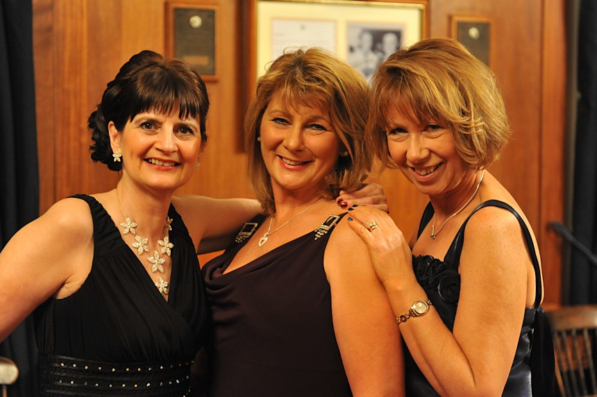 Photo of Julie Keats, Sue Lister, Margaret Tunstall