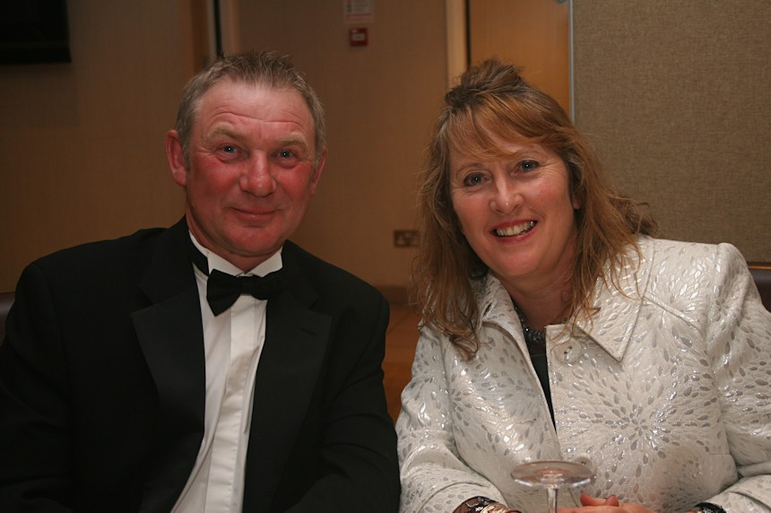 Photo of Phil Hunter and Dawn Kneen