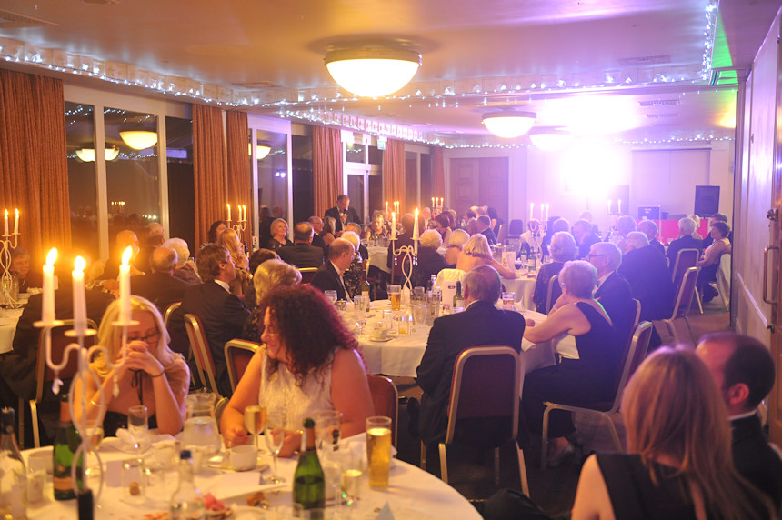 Photo of the function room for Ladies Night