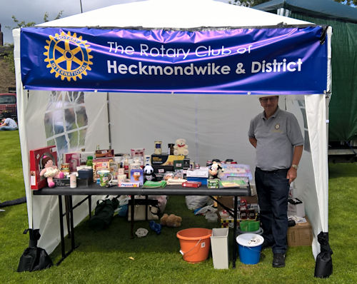 Image of the Rotary stall